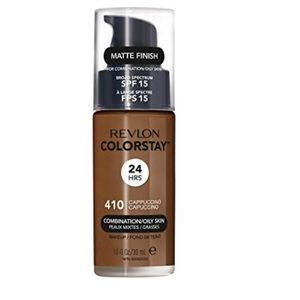 Revlon ColorStay Liquid foundation Cappuccino 410